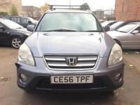 2007 Honda CR-V 2.2 i-CTDi ( Sat Nav ) Sport Diesel 3 Owners Long Mot Bargain
