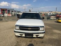 1996 Chevrolet Blazer LS Other