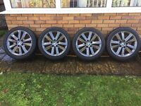 "BMW 17"" Sport Alloys, Alloy Wheels & Tyres"