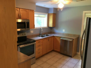 Grimsby 3 bedroom 1.5 bath lower level apartment