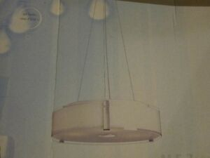 Glass Ceiling Light Fixture