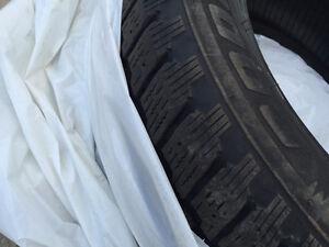 new 4 toyota prius winter tires no rims London Ontario image 2