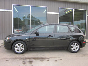 2008 Mazda3 GX Hatchback Low KM's