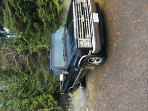 1987 GMC Other Black Other