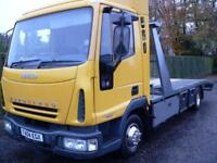 Iveco Eurocargo Recovery Truck - 7.5 Tonne