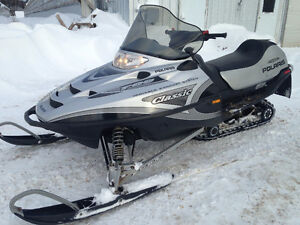 polaris classic 700 snowmobile