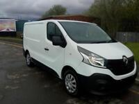 "RENAULT TRAFIC 1.6 DCI ENERGY SL27 BUSINESS LOW ROOF SWB 2014""64"" REG **NO VAT**"