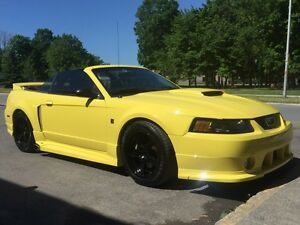 Mustang gt roush rare rare