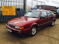SAAB 9000 2.3 PETROL BREAKING FOR SPARES DONCASTER