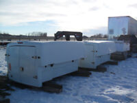 Just Arrived !! Used 6'6 Short Box MIRANDA'S service bodies Calgary Alberta Preview