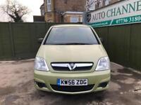2006 Vauxhall Meriva 1.3 CDTi 16v Life 5dr