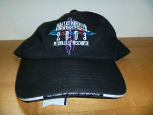 HARLEY CAP NEW WITH TAGS