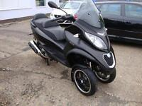 PIAGGIO MP3 500 LT SPORT ABS, TRIKE, ONLY 197 MILES! EXCELLENT!
