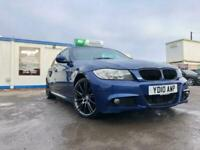 BMW 318 2.0TD 2010 M Sport Business Edition SALOON A4 A6 320 DIESEL