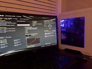 5 month old custom PC for sale i7 processor