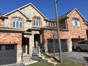 Ancaster Meadowland 3+1 BR 3.5 Bathroom townhouse for rent
