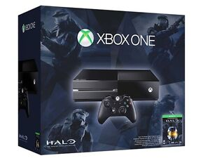 XBOX ONE 500GB (comes with halo)