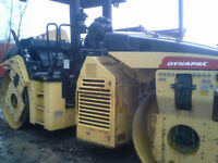 Dynapac CC432V Double Drum Roller