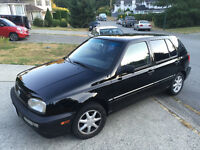 1998 Volkswagen Golf Hatchback