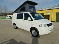 2009 VOLKSWAGEN TRANSPORTER 1.9 TDI, FULL 4 BERTH CONVERSION, POPTOP ROOF, A/C