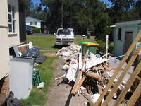 Junk Removal and Cleaning