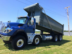 2012 International TwinSteer Dump *** NEW MVI