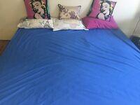 2,10m X 2,10m bed!!