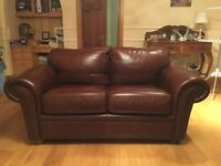 3,2,1 Leather suite