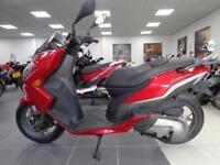 A KEEWAY CITYBLADE 125cc..01257 230300
