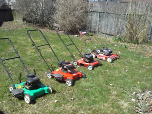 Lawn mowers for sale (4)
