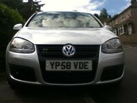 2009, Golf Diesel, GT Sport, 151,000 Miles, Very Fast and a very Well Looked after car