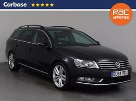 2014 VOLKSWAGEN PASSAT 2.0 TDI Bluemotion Tech Executive Style 5dr DSG Estate