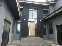 Acrylic Stucco, eifs, paper wire, renovations, new homes!