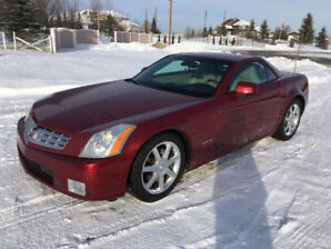 MINT!  2006 CADILLAC XLR CONVERTIBLE ROADSTER!