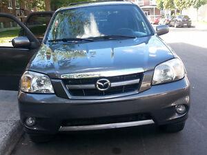 2005 Mazda Tribute Minivan, Van
