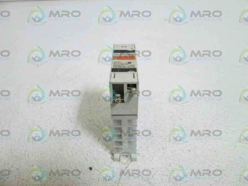 FUJI ELECTRIC SOLID STATE CONTACTOR SS101-3Z-D3 * USED *