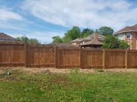 Laubours needed for fence and deck company