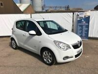 Vauxhall Agila Design 1.2 5 Door Hatchback *Very Low Mileage* Alloys, Air con 12 Month Mot, Warranty