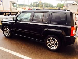 2009 Jeep Patriot North Edition, Manual FWD only 93,500kms