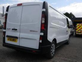 Renault Trafic LL29 L2 H1 Business 115ps DIESEL MANUAL WHITE (2016)