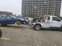 Private towing services