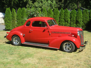 1938 Chevrolet Master Deluxe Businessmans Coupe