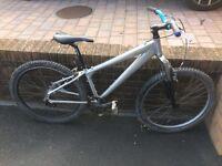 Saracen Dirt Jump Bike
