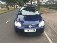 2007 Volkswagen Golf 1.9TDI ( 105PS ) Match