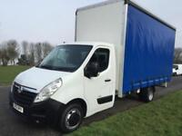 Vauxhall Movano 3.5T Sprinter Transit Lwb Size 16ft 6in 5m Curtainsider NEW BODY