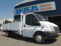 2012 Ford TRANSIT 125PS 350 RWD DROPSIDE *13FT BED* Manual Dropside
