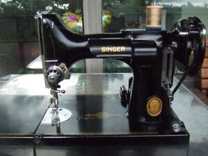 Singer Featherweight 221, Leap Year Model Feb. 29/52