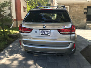 BMW X5M 2017 MINT CONDITIONS TAKE MY LEASE 1260$ & GET 10 K