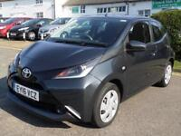 Toyota AYGO 1.0 VVT-i ( 68bhp ) 2016 x-play, SUPERB CONDITION. LOW MILEAGE.
