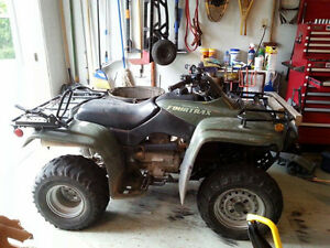 Used 2001 Honda Fourtrax 250 2x4